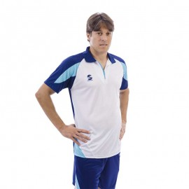 POLO PADEL K3 COLOR ROYAL/CELESTE/BLANCO TALLAS S-M-L-XL-XXL